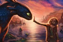 How to be train a dragon