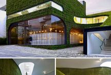 modern day buildings