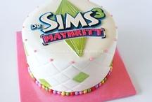 sims cake