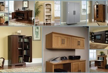 Storage & Organization  / Great ideas for storage solutions to make your life a little less hectic. #HomeDecor #Storage #Organization  / by Sauder Furniture