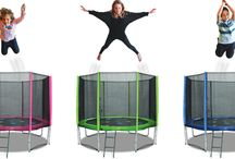 Best Trampolines for Kids / What are best and safest trampolines for kids you might find in stores today? Find out...