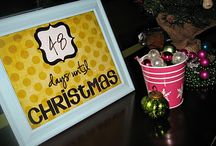 Christmas decor/craft ideas / by Tressie Fontenot