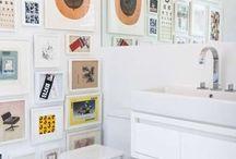 obrazy kuchnia i łazienka