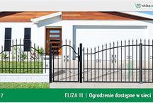 Ogrodzenie klasyczne ELIZA III