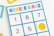 Printable Games for Kids / Print off these free printable games for kids as an easy way to keep them occupied on rainy days, boring summer days, or just as a fun family game activity! Includes: Free Printable Bingo Cards, Printable Chore Charts, Printable Memory Game, Printable Tic Tac Toe, Printable Crossword Puzzles, Party Game Ideas, Easy Party Game Ideas