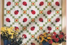QUILTING MORE TOO LOVE II / by Joan Jasper