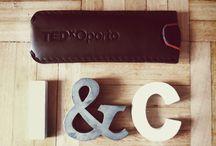 Ideal & Co - TEDx Oporto / Para fazer um registo rápido dos pensamentos, nada melhor do que ter uma caneta/lápis sempre à mão…o gift da Ideal&Co para os oradores do TEDx Oporto.