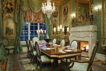 19th century interior