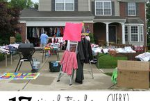 Garage Sale / by Sarah Baker