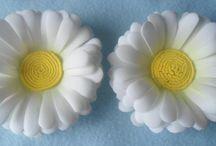 DIY Flowers-  Blumen- Virágok