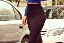 Pencilskirts and outfits