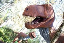 Dinosaur Places / Dinosaur attractions, museums, parks, restaurants, hotels and more from around the World.