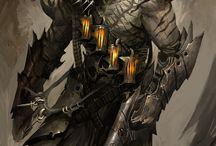 Guild Wars art