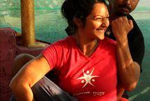 Art of hands on Adjustments in Yoga Teacher Training