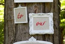 Wedding - Decorations/Invites