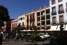Villes coloniales du Mexique / Photos prises dans des villes coloniales du Mexique.