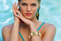 ANGEL Erin Heatherton ASHKENAZI JEWISH / Erin Heatherton (born Erin Heather Bubley; March 4, 1989) is an American fashion model and actress. She is best known for her work for lingerie retailer Victoria's Secret. Angel contract from 2010 - 2013, walks: 6 from 2008 - 2013. Place of Birth: Skokie, Illinois, U.S.