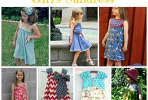 Sewing Children's Clothes / by Meredith McClanahan (Woodworth)