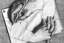 Tekeningen van Escher / Escher