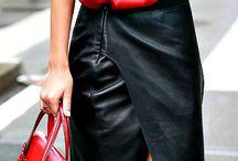 Envelop skirt