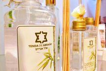 Perfumaria / Água perfumada, hidradante, sabonetes, difusor de ambientes
