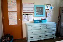 ..organize.. / by Sydney Bishoff