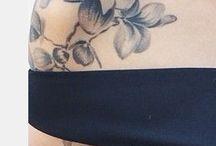 shoulders tattoo