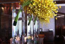 Hotel florals