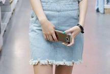Корейские модные стили