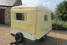 Vintage Caravan Restoration Decoration ideas