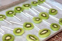 healthy snack (not vegan)