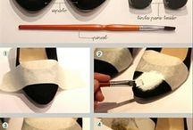 DIY Shoe Revamp