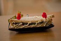 Sanduiches naturais / Substituindo a janta. / by Josy Macedo