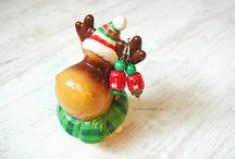 Christmas collection / Custom made Christmas accessories and clothes for your special ones