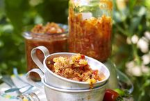 Canning/Preserving / Canning list 2014