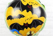 Halloween Aluminum Balloon / Halloween Aluminum Balloon,Halloween Theme Foil Balloons for Halloween Party Decorations,Bar club and House Decorations.More info please visit our website:https://www.odecorations.com/ email:info@odecorations.com