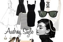 Audrey and Jackie