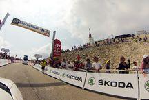 Étape 15 : Givors - Mont Ventoux / Les meilleures photos de la 15ème étape entre Givors et le Mont Ventoux !