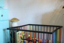 Decoración de la habitación del bebé