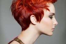 All about HAIR / by Kathryn-and Hanley