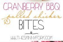 Summer Cranberry Recipes