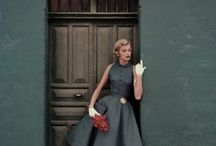 Vintage fashion / by Jo Mills