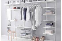 Walkin-wardrobe