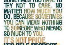 words of wisdom or random