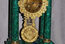 RELOJES. / Diferentes tipos de relojes: analógicos, digitales, de pulsera, de pared, de arena, de sol, de torre, de salón, de bolsillo, de cucú, de cuarzo, de péndulo...no tienes excusa por llegar tarde.