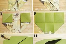 Scatole origami