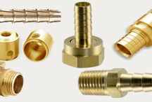 Hose Fitting Components / We provide different type of Hose fitting components such as Brass Hose Menders, Hose Connectors, Splices, and Jointers as per customer's requirements.