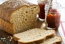 Wheat Bread / Baking healthy