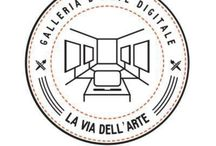 La Via dell'Arte / ART ON AIR - CONNECT YOUR ART