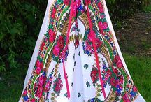suknia ślubna góralska